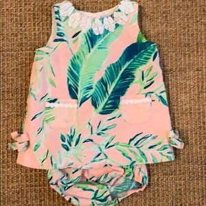 Lilly Pulitzer Infant Shift Dress